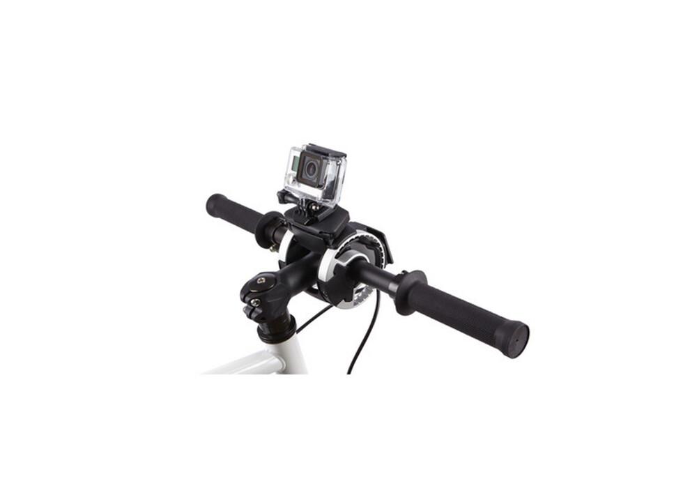 thule pack n pedal action cam halterung g nstig kaufen bei. Black Bedroom Furniture Sets. Home Design Ideas