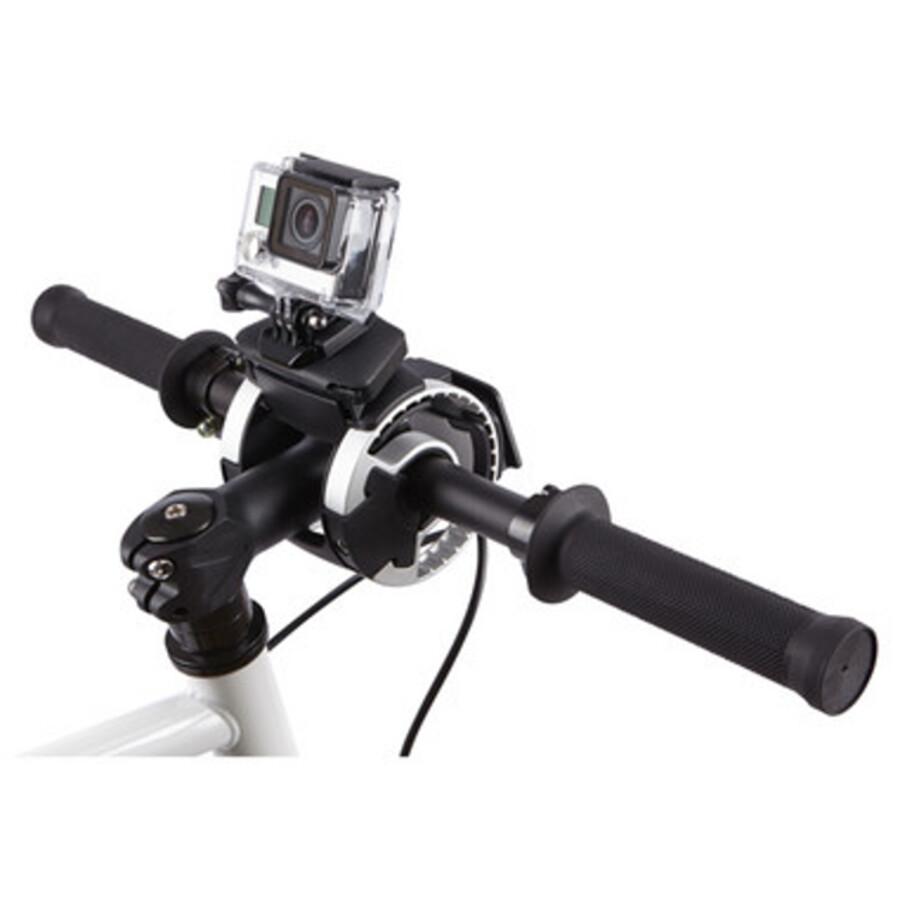 thule pack n pedal action cam halterung g nstig kaufen. Black Bedroom Furniture Sets. Home Design Ideas