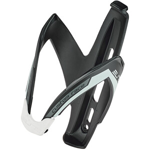 Elite Custom Race Bottle Holder black matte/white black matte/white
