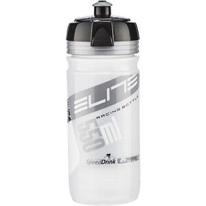 Elite Corsa Drikkeflaske 0,5l, gennemsigtig/sølv gennemsigtig/sølv
