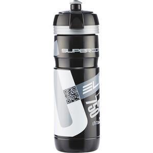 Elite Super Corsa Drinking Bottle 750ml black/silver black/silver