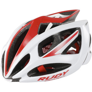 Rudy Project Airstorm Helm whhite-red (shiny) whhite-red (shiny)