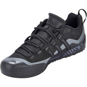adidas TERREX Swift Solo 2 Schuhe Herren black/black/lead black/black/lead