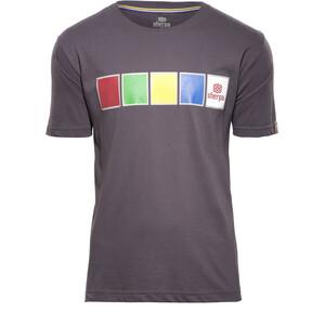 Sherpa Tarcho T-paita Miehet, harmaa harmaa