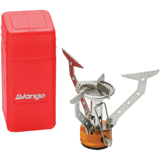 Vango Compact silber/orange