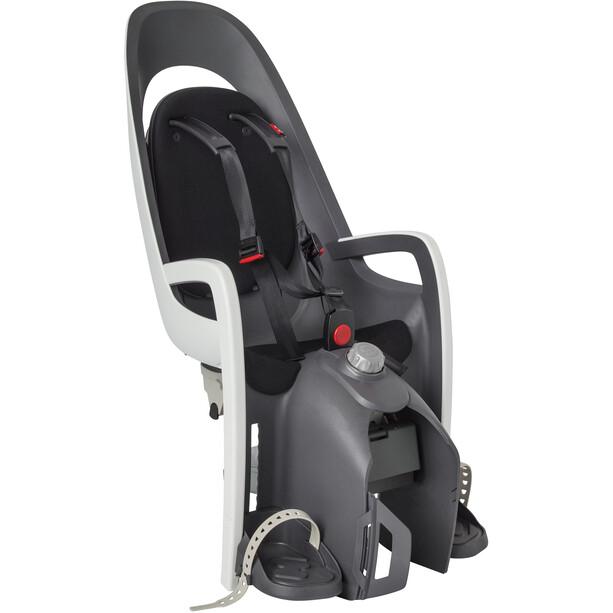 Hamax Caress Kindersitz Gepäckträger weiß