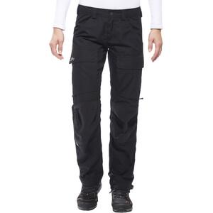 Lundhags Authentic Hose short Damen black black