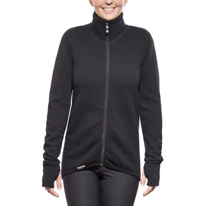 Woolpower 400 Full-Zip Jacke Damen black black