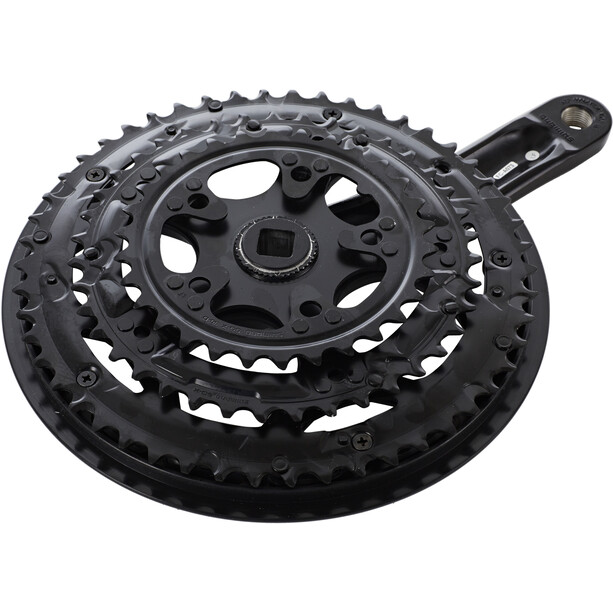 Shimano Tourney FC-A073 Crank Set 7 / 8-stegs black