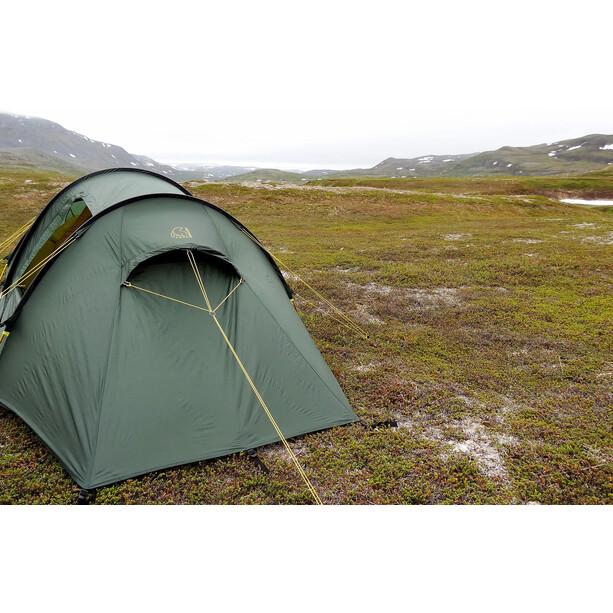 Nordisk Oppland 2 SI Zelt forest green