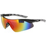 XLC Komodo SG-C09 Brille schwarz-grau/grau verspiegelt