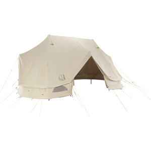 Nordisk Vanaheim 40 m² Zelt Technical Cotton natural natural