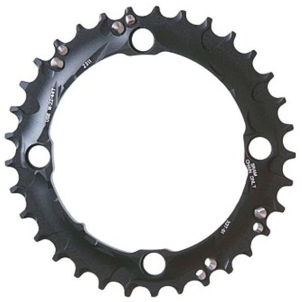SRAM MTB Kettenblatt 104mm Lochkreis 10-fach schwarz