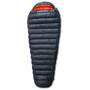 Yeti V.I.B. 250 Sleeping Bag size M black/red