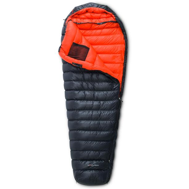 Yeti V.I.B. 600 Schlafsack L black/red