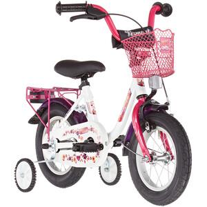 """Vermont Girly 12"""" Kinder weiß/pink weiß/pink"""