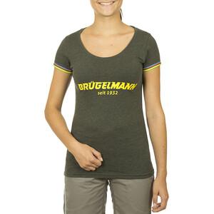 Brügelmann Klassik Logo Kurzarmshirt Damen