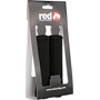 Red Cycling Products HD Softgrip schwarz