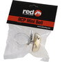 Red Cycling Products Chromo Deluxe Bell