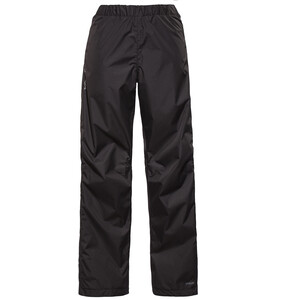 VAUDE Fluid Full-Zip Hose short Damen black black
