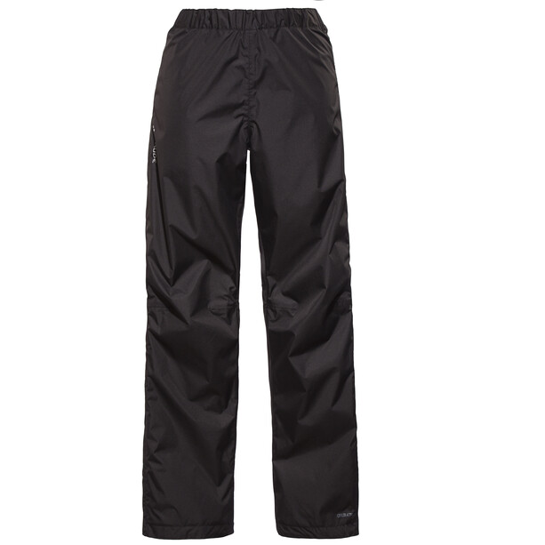 VAUDE Fluid Full-Zip Hose short Damen black