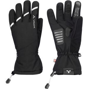 VAUDE Tura II Handschuhe schwarz schwarz