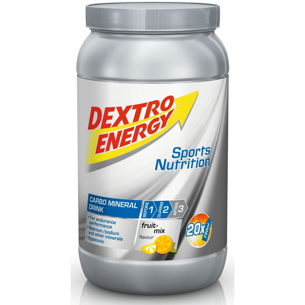Dextro Energy IsoFast Carbo Mineral Drink Dose 1120g Früchte Mix