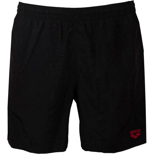 arena Fundamentals Boxer Sides Vent Herren black/shiny red