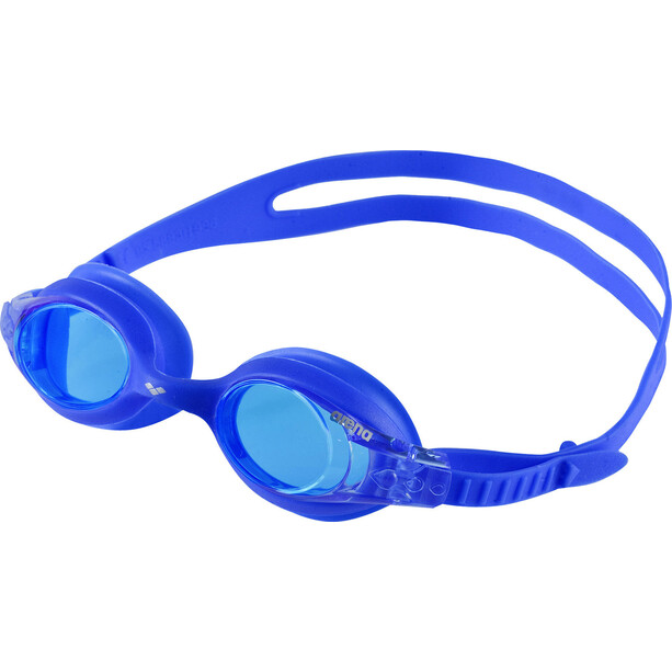 arena X-Lite Goggles Barn blue/blue