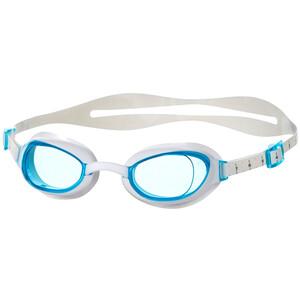 speedo Aquapure Brille Damen white/blue white/blue