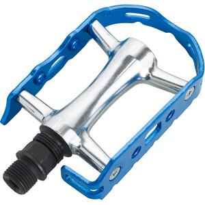 XLC Ultralight V PD-M15 Pedale MTB/ATB silber/blau silber/blau