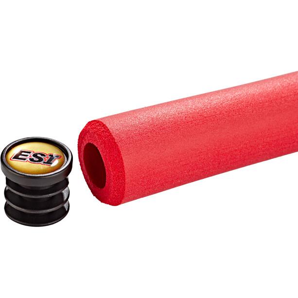 ESI Chunky Grips red