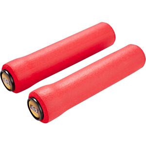 ESI Chunky Poignées, rouge rouge