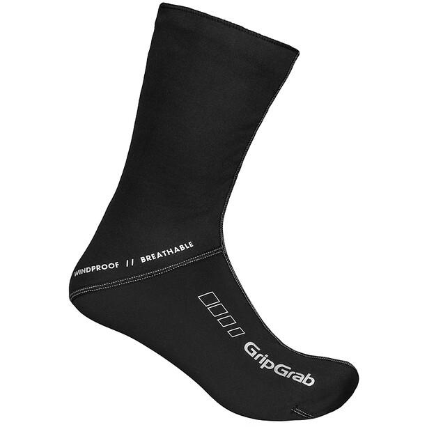 GripGrab Windproof Socken black