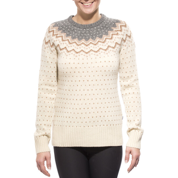 Fjällräven Övik Stricksweater Damen sand