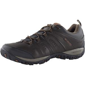 Columbia Woodburn II Schuhe Waterproof Herren braun braun