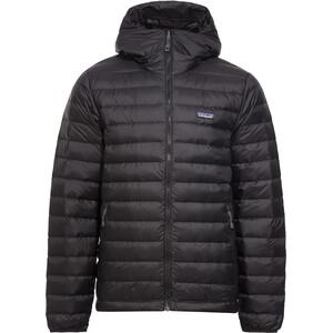 Patagonia Daunen Sweater Hoodie Herren black black