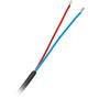 Supernova E3 Tail Light 2 Sadelstolpe black