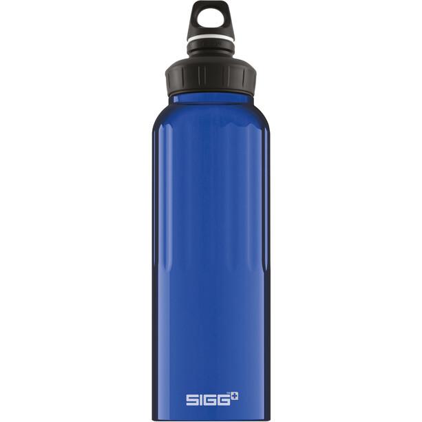 Sigg WMB Traveller Trinkflasche 1500ml blau