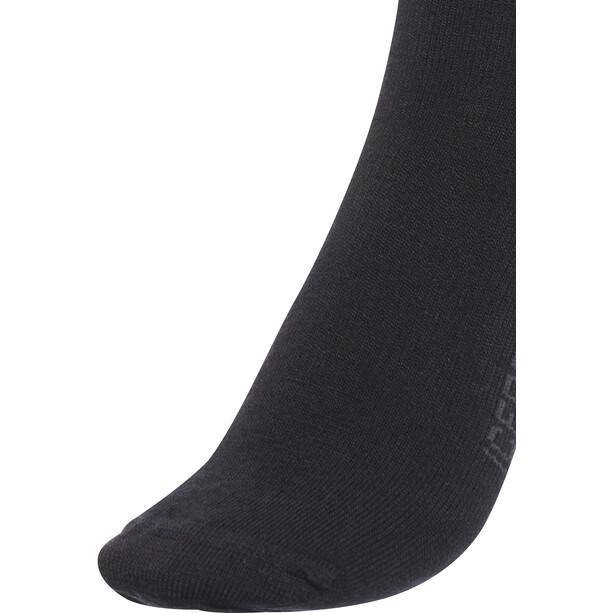 Icebreaker Lifestyle Ultra Light Crew-Cut Socken Damen black