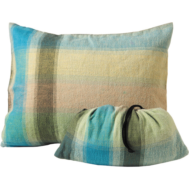 Cocoon Pillow Case Baumwoll-Flanell Small african rainbow