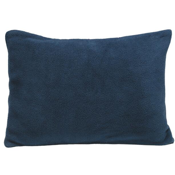 Cocoon Pillow Case Microfleece Medium blau