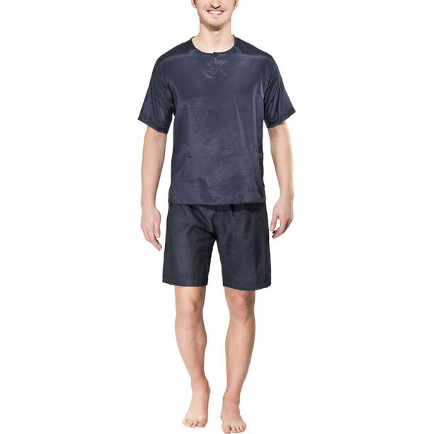 Traveler's Tree Adventure Nightwear Herren blau