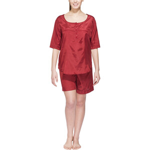 Traveler's Tree Adventure Nightwear Damen raspberry raspberry