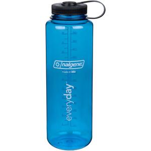 Nalgene Everyday Silo Weithalstrinkflasche 1500ml blau blau