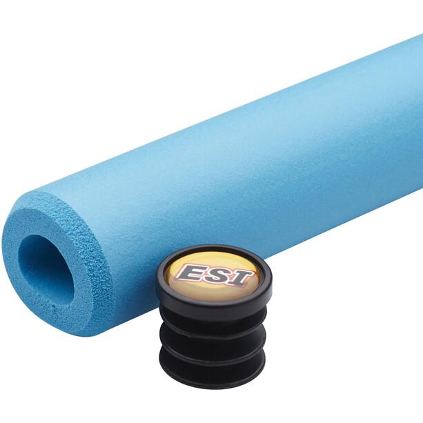 ESI Extra Chunky Grips aqua