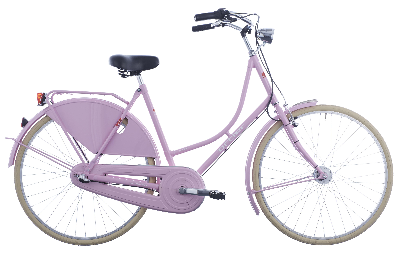ortler van dyck city bike pink at. Black Bedroom Furniture Sets. Home Design Ideas