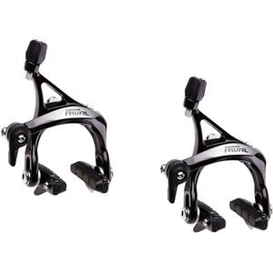 SRAM Rival 22 Felgenbremsen Set Vorderrad + Hinterrad schwarz schwarz