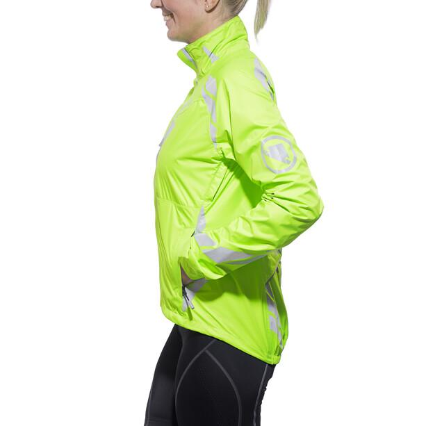Endura Luminite II Jacke Damen neon grün