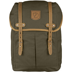 Fjällräven No. 21 Backpack size M dark olive dark olive